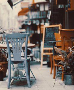 Bild på restaurangmiljö